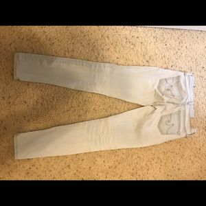 Like new, light wash AG jeans, Size 24